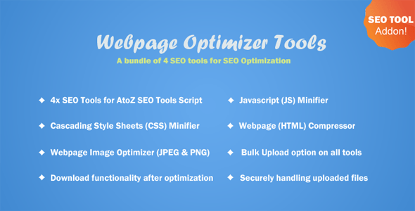 Download-S1] Webpage Optimizer Tools for A to Z SEO Tools