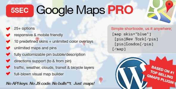 Download-S1] 5sec Google Maps PRO v1 43 - ThemeDe