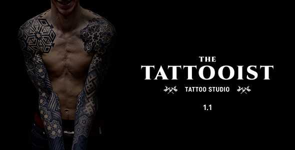 Download S2 The Tattooist Tattoo Body Art Studio Template Themede