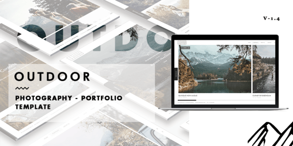 Download-S2] Outdoor - Photography / Portfolio Template