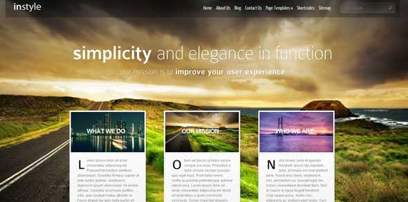 Download S2 Instyle Elegantthemes Wordpress Theme Themede