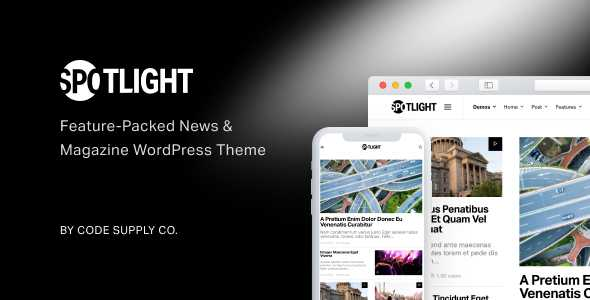 Download-S2] Spotlight v1 4 0 - Feature-Packed News